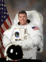 "NASA Astronaut Stephen Bowen 8""x10"" Full Colour Portrait"